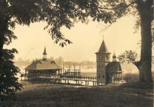 old lake